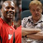 """The Lakers' owner said in May 2005 that Shaq got in shape only because he was motivated by his trade to Miami. """"I didn't need motivation,"""" Shaq fired back. """"I needed a real owner, not a guy that parties with girls three times (younger) than him. When you're 60, hang out with 60-year-olds, not 20-year-olds. You can quote me on that. I've got nothing else to say about Jerry Buss."""""""