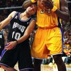 """Shaq took issue when Bibby of the """"Sacramento Queens"""" -- as O'Neal was fond of calling one of the Lakers' main rivals from their championship seasons in the early 2000s -- was named to the 2004 Olympic team """"Any Cub Scout [Bibby] with Boy Scouts [the Kings] can do Boy Scoutish things,"""" Shaq said. """"But when the [bleep] was in the Cub Scouts, he was a Cub Scout. When the [bleep] was in Vancouver, nobody hears about his punk [butt]. Now since he's on Sacramento ... That's some [mess] that he's on the team."""""""