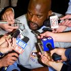 """""""I'm a quotacious kind of guy,"""" is how Shaq, who announced his retirement on June 1, has described himself (well, one of many ways Shaq has described himself). Indeed, O'Neal -- when in the mood to engage the media -- tended to have a zinger or biting remark (or failed attempt at humor) at the ready for everyone from backup centers to his former teammates or coaches to even one of his ex-team's training staffs. Here are just some of Shaq's attacks over the years."""