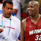 """In March 2006, Shaq called out the NBA's discipline czar for upgrading his foul on Andres Nocioni to a flagrant-2 foul, which carried a $5,000 fine. """"'When I retire, I'm going after his job,'' O'Neal said. """"If I don't make sheriff, I'm going after his job. He's not that good. You can quote me on that."""""""