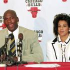 """Saying """"the desire just isn't there,"""" Jordan announced the first of his three NBA retirements on Oct. 6, 1993. The stunning move came amid persistent questions about his high-stakes gambling and occurred shortly after the shooting death of his father."""