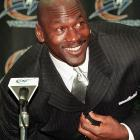 On Jan. 19, 2000, Jordan bought an estimated 10 percent of the Wizards (for between $20 million and $30 million) and became their director of basketball operations. His tenure as personnel boss was marked by missteps that included the selection of Kwame Brown with the No. 1 pick in the 2001 draft.