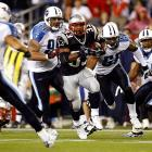 The Titans are 1-3 against the Patriots since 2001, but are due for a breakthrough. They'll be battle-tested coming in, having opened the season against the Steelers and having played the Colts in Week 5.