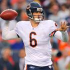 Twenty-four quarterbacks since 1998 have played in a new city after throwing for at least 2,500 yards the previous season. Jay Cutler could repeat the drill yet again this year if the Bears part ways with him.  Cutler threw for 3,812 yards in an underwhelming 2014 season, his sixth in Chicago. He ended up in the Windy City on the heels of a 2008 season in which he passed for 4,526 yards and 25 touchdowns in Denver. He asked to be traded from the Broncos after discovering that coach Josh McDaniels had tried to acquire Matt Cassel from the Patriots. Here's a look at how the other QBs fared in their transition.