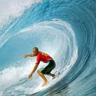 At age 26, Slater retired from full-time competition in 1998. But he returned in 2002 and has since won three more world championships.