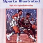 The Milwaukee Bucks, led by young Kareem Abdul-Jabbar and veteran Oscar Robertson, beat the Baltimore Bullets to complete a four-game sweep of the NBA Finals, capturing the franchise's only NBA Championship.