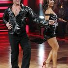 WWE superstar Chris Jericho was featured on the 12th season of  Dancing With the Stars  opposite Cheryl Burke.  The pair opened the season dancing to the Clash's  Should I Stay or Should I Go  and wound up in seventh place.