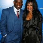 Fans cauht a glimpse of Sanders' personal life in his own reality series Deion and Pilar Sanders: Primetime Love.