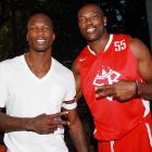 Reality veterans Terrell Owens and Chad Ochocinco teamed up for The T.Ocho Show on the Versus Network. The show received a 0.1 rating for its debut and was cancelled in 2011.