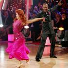 The co-host of NBC's reality show  The Contender  was a contestant on the 12th season of  Dancing With the Stars .  Traditionally, boxers have not fared well on the show; the highest one has finished is third overall. Leonard finished ninth.
