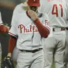 DUD: In one start this week, 2.1 innings pitched, 7 runs allowed, 7 hits, just 1 K, 27.00 ERA, 3.86 WHIP