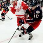 "A veteran of 18 seasons and four Cups, Detroit's checking center and member of its famed ""Grind Line"" is only 5-9 and 190 pounds, but still plays with relentless abandon. A skilled penalty-killer and face-off man, Draper, 37, was sidelined by an upper body injury through most of this year's first two rounds but badgered the Red Wings into letting him play in their Game 7 win over the Ducks, in which he was plus-one."