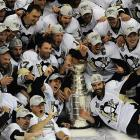 Pittsburgh earned their first Stanley Cup trophy since 1992.