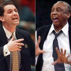 """They're two coaches with over 950 wins between them, and one severely blown fuse.  Temple coach John Chaney erupted during a post-game press conference held by Calipari following a UMass victory on Feb. 14, 1994, and threatened to """"kill"""" the UMass coach. Chaney believed that Calipari had intimidated the refs throughout the game, and charged towards him as reporters looked on. Calipari simply backed away, stunned, before security guards rushed in to halt Chaney."""