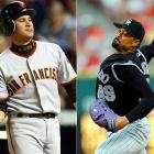 """In his 2003 autobiography, Omar! My Life On and Off the Field, Vizquel criticized former Indians teammate Jose Mesa for blowing Game 7 of the 1997 World Series. In response, Mesa vowed to throw at Vizquel every time they faced each other; """"Even my little boy told me to get him. If I face him 10 more times, I'll hit him 10 times. I want to kill him,"""" Mesa said. He made good on the promise twice over the next three years."""