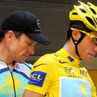 When Lance Armstrong returned from retirement to compete in the 2009 Tour de France, he explained he only wanted to be a part of a team, and went so far as to rejoin Astana without a salary.  Three stages into the Tour, however, it was a different story.  Armstrong began to argue with 2007 Tour winner Alberto Contador and dueled for the spotlight with his so-called teammate.  After winning the Tour, Contador told the press he appreciates Armstrong's athletic skill, but will never admire him on a personal level.