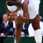 ''Definitely not 100 percent at all. ... It was probably at 40 or 50 -- max. If I had been healthy I think I would have won, 100 percent.''<br><br>-- Following still another quarterfinal loss to Henin, this time at Wimbledon in 2007.