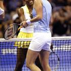 ''She wasn't tough to play. I shot myself in the foot. I definitely won that match.''<br><br>-- After losing to Lindsay Davenport in Los Angeles in 2004.