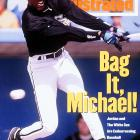 After his first retirement from the NBA, Michael Jordan famously tried his hand at baseball, playing for the White Sox farm club, the Birmingham Barons. During his time on the diamond, Jordan batted .202 with 3 HR, 51 RBI, 30 SB, and 11 errors.