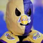 Luchador of the Lakers!