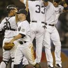 The Yankees: Winning at life is fun times.