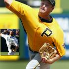 <bold>Pitcher, UCLA </bold> Cole, a 6-foot-4, 220-pound junior, posted mediocre numbers for the Bruins (6-8, 3.31 ERA) in 2011, but he had what many considered to be the best pure stuff in the draft. He was the first of four straight pitchers to be selected in a first-round dominated by arms. Cole was 5-3 in his first 11 starts in the 2014 season, with a 3.80 ERA and 63 strikeouts.
