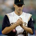 <bold>Pitcher, Ball State University </bold> In 2002 at Ball State, Bullington went 11-3 with a 2.86 ERA and 139-to-18 strikeout-to-walk differential. The Pirates took him first because they figured they had a better chance to sign him than a number of more hyped prospects, including B.J. Upton, Prince Fielder, Scott Kazmir, Cole Hamels and Nick Swisher. Bullington was a complete bust. He logged 81.2 innings pitched with the Pirates, Indians, Blue Jays and Royals, holding a career record of 1-9 with a 5.62 ERA. After the 2010 season, he headed to Japan to continue his baseball career.