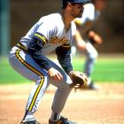 <bold>Third baseman, University of Arkansas </bold> King spent parts off 11 seasons in the majors, logging 1,201 games and finishing with a .256 career batting average to go along with 154 games. King played a key role in Pittsburgh's three division championship teams in 1990, '91 and '92.