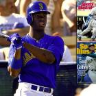 """<bold>Outfielder, Moeller High </bold> """"The Kid"""" was taken No. 1 overall straight out of high school. With his beautiful, majestic swing and spectacular defense in center ield, Griffey quickly became one of the game's most celebrated players. He retired in the middle of his 22nd season, after enjoying a Hall of Fame career (though injuries marred the second half of it). The 13-time All-Star ranks fifth all time with 630 homers. He won 10 consecutive Gold Gloves and the AL MVP in 1997."""