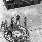 The hard part for the Celtics was getting to the Finals, as they needed John Havlicek's famous steal to put away the 76ers in Game 7 of the East Division championship. With the Lakers' Elgin Baylor sidelined by a knee injury, Boston's average margin of victory in its four Finals wins was 23 points.