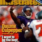 Culpepper made the Pro Bowl three times as a Viking before he was traded to the Dolphins in 2006. In 2004, he threw for a career-high 4,717 yards and 39 touchdowns. But his inconsistency and injuries eventually sealed his departure out of town.