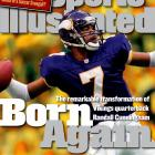 Cunningham replaced an injured Johnson in the second game and went on to win NFL Player of the Year honors. He led the Vikings to a 15-1 season and the league with a 106.0 rating. He passed for 3,704 yards and 34 touchdowns.