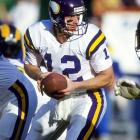 Salisbury started in place of Jim McMahon in four games in 1993 and finished the regular season completing 115 of 195 passes for 1,413 yards, nine touchdowns and six interceptions. He also started four games in 1992.