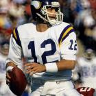 Dils started one season, tossing 11 touchdowns and 16 interceptions for an 8-8 team. He played 10 NFL seasons (including six with the Vikings) after quarterbacking Stanford under Bill Walsh.