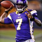Jackson is 10-8 as a starter (he had an 8-4 record in 2007) over his three seasons with the team. He returned to the starting role last December after Gus Frerotte suffered a back injury, helping the team win an NFC North title.