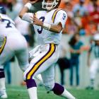 Kramer played 13 years with the Vikings and was the 1986 Comeback Player of the Year, at 31. As a starter he led the Vikings to a 128-110 record, throwing for more than 3,000 yards in five seasons.