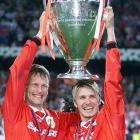Playing in a career-high 52 games, Beckham and Man U completed the historic treble, winning the Premier League, FA Cup and, in a historic final, the UEFA Champions League (where two late goals set up by Beckham pushed United past Bayern Munich 2-1). Beckham was named runner-up for the 1999 FIFA World Player of the Year award (and would be again in 2001).