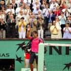 """The world No. 1 says he'll undergo physical therapy to get his knees ready for Wimbledon. """"I am going to give my 200 percent to be ready for the most important tournament in the world,"""" Nadal said on his Web site. """"I will not go out and play, especially on the Wimbledon Centre Court, if I am not 100 percent ready to play.''"""