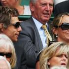 Ben Stiller is already regretting his vow to not cut his hair until Andy Roddick wins Wimbledon.