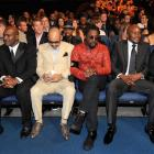 The crowd at the 2009 ESPY Awards was a veritable who's who of the sports and entertainment worlds. Seriously, look, there's ... um ... just look!