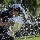 The U.S. Women's Open: Now with 30 percent more foam!
