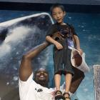 Little-known fact about Shaq: Before he starred in <i>Kazaam</i>, he was an extra in <i>Jaws 2</i>.