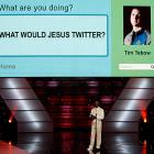 Twitter played an appropriately subtle role at the awards show.