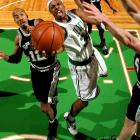 """In 2001, Paul Pierce's third year in the NBA, the Boston Celtics suffered a 112-107 loss to the Lakers in Los Angeles.  Boston may have lost, but Pierce was 13 for 19, scoring a stellar 42 points.  """"Take this down,"""" Shaquille O'Neal said to a Boston reporter after the game.  """"My name is Shaquille O'Neal, and Paul Pierce is the [expletive] truth. Quote me on that, and don't take nothing out. I knew he could play, but I didn't know he could play like this. Paul Pierce is the truth.""""  Since then, Paul Pierce is otherwise known as The Truth."""