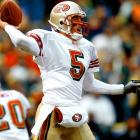 Garcia began his career in Canada, but since arriving to the NFL in 1999 has amassed more than 25,000 yards passing and has become one of the league's most accurate passers, earning a pair of Pro Bowl appearances.