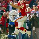 A certain Hall of Fame tight end, Gonzalez has earned Pro Bowl honors 10 times and first-team All Pro six times. Along with Donnie Edwards, who is of Mexican-American descent, Gonzalez has spearheaded several NFL outreach programs to Hispanics.