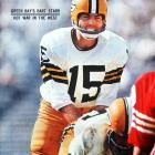 The single-bar facemask was once a staple for NFL players. Free-agent kicker Scott Player was the last pro to wear this uniform classic; the single-bar was banned in 2004.