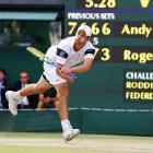 Inactive since losing to Roger Federer in the Wimbledon final, Roddick announced plans to return at next month's U.S. Open tune-up event in Washington, D.C. Roddick cited a hip injury in withdrawing from this week's tournament in Indianapolis.