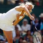 """The three-time Grand Slam winner and former world No. 1, who's turned in some uneven performances since returning in May from a nine-month injury layoff, gave notice that her right shoulder is fully healed. """"I am a hundred percent,"""" Sharapova told reporters during a World TeamTennis appearance. Sharapova has entered next week's Bank of the West Classic in Stanford, Calif."""