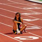 <i>Achievements:</i> Last month the sophomore from James Logan High won the state championship in Fresno with a jump of 42' 11 1/2'', then placed first in the World Youth Trials in Ypsilanti, Mich., by going 43' 4 1/4'', a personal record and the sixth-best performance ever by a high school girl.  Ciarra holds the indoor record for sophomores (42' 1/2'') and the national indoor record for 14 year-olds (41' 8 3/4''). <br><br><i>Next step:</i> Ciarra will compete at the IAAF World Youth Championships in Bressanone, Italy, this week.  How she does there could indicate whether she'll be able to achieve her goal: a medal at the 2012 London Olympics.
